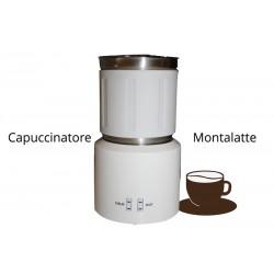 Cappuccinatore Montalatte Bianco