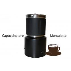 Cappuccinatore Montalatte Nero