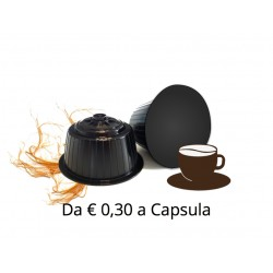 Capsule Compatibile Dolce Gusto* Ginseng