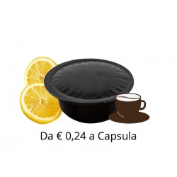 Capsule Compatibili A Modo Mio* Te Limone