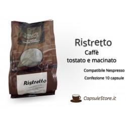 Capsule Compatibili Nespresso Caffè Ristretto CapsuleStore.it