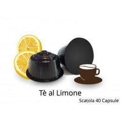 Capsule compatibili Dolce Gusto Tè al Limone CapsuleStore.it