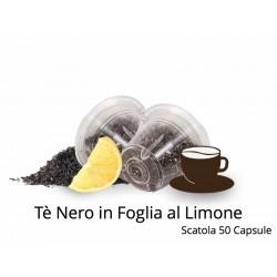 Capsule Compatibili Nespresso Tè Nero Limone