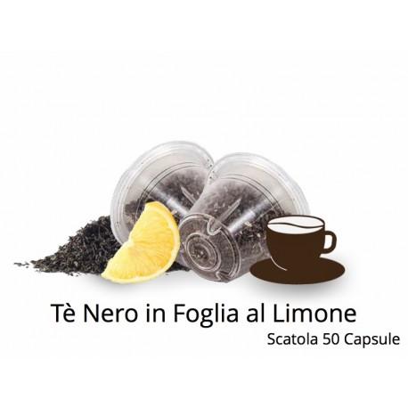 Capsule Compatibili Nespresso Tè Nero Limone CapsuleStore.it