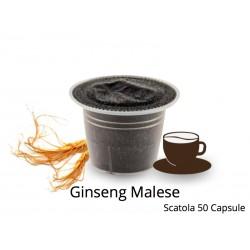 Capsule Compatibili Nespresso Ginseng Malese