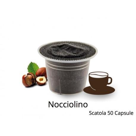 Capsule Compatibili Nespresso Nocciolino CapsuleStore.it