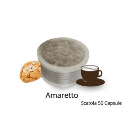 Capsule Compatibili Lavazza Point Amaretto