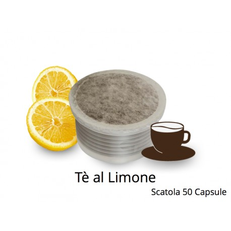 Capsule Compatibili Lavazza Point Tè Limone CapsuleStore.it