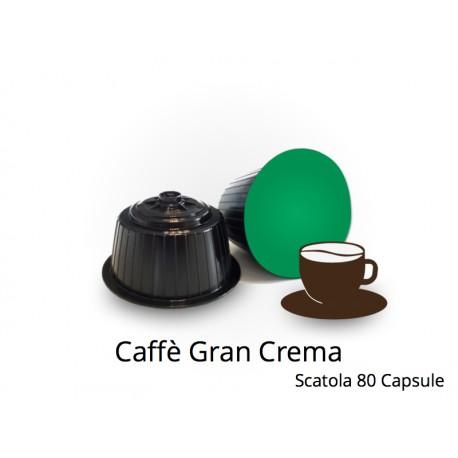 Capsule Compatibili Dolce Gusto Caffè Gran Crema CapsuleStore.it