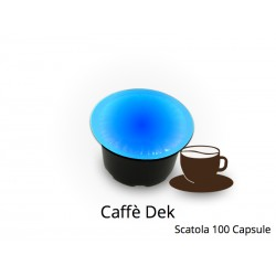 Capsule Compatibili Lavazza Blue Caffè Dek