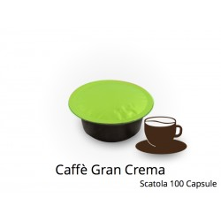 Capsule Compatibili A Modo Mio Caffè Gran Crema CapsuleStore.it