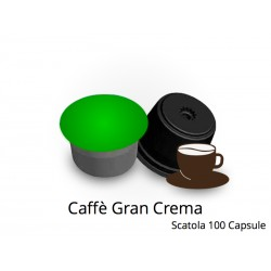 Capsule Compatibili Caffitaly Caffè Gran Crema