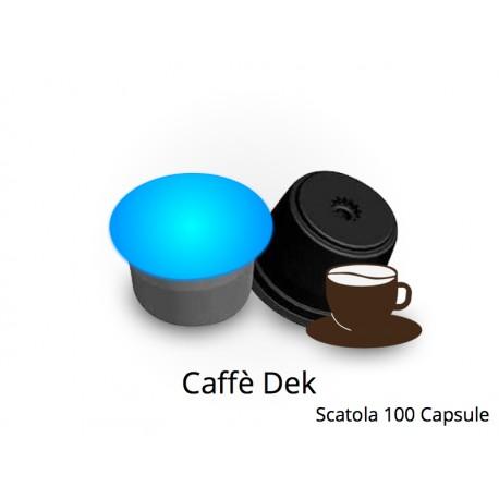 Capsule Compatibili Caffitaly Caffè Dek