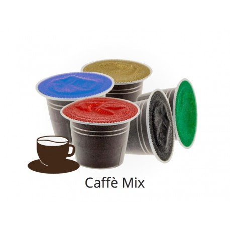 Compatibili Nespresso Caffè Mix CapsuleStore.it