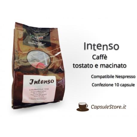 Compatibili Nespresso Caffè Intenso 10 Capsule
