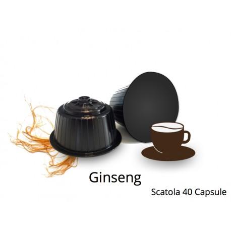 Capsule Compatibili Dolce Gusto Caffè Ginseng CapsuleStore.it