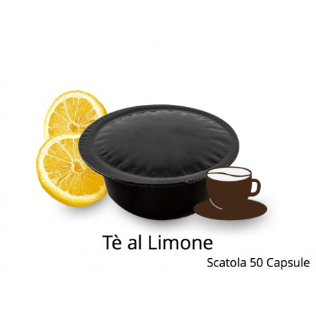 Capsule Compatibili A Modo Mio Te Limone CapsuleStore.it