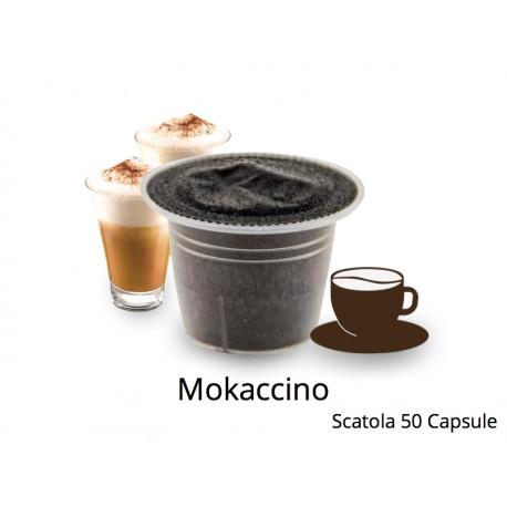 Capsule Compatibili Nespresso Mokaccino CapsuleStore.it