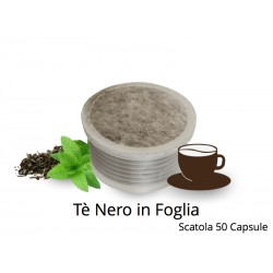 Capsule Compatibili Lavazza Point Tè Nero in Foglia