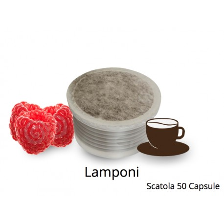 Capsule Compatibili Lavazza Point Infuso Lampone