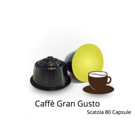Capsule Compatibili Dolce Gusto Caffè Gran Gusto CapsuleStore.it