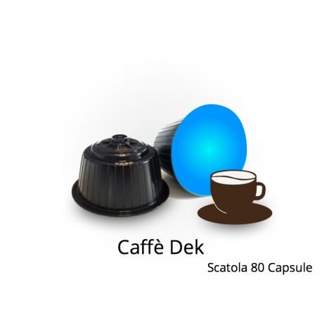 Capsule Compatibili Dolce Gusto Caffè Dek CapsuleStore.it