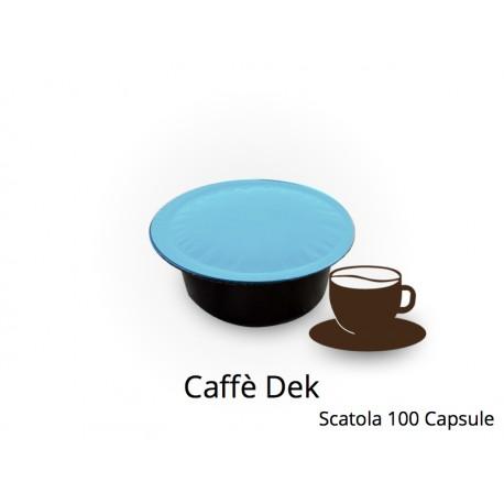 Capsule Compatibili A Modo Mio Caffè Dek CapsuleStore.it