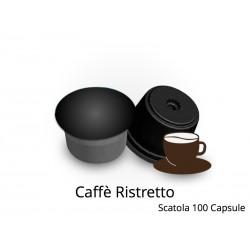 Capsule Compatibili Caffitaly Caffè Ristretto