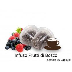 Capsule Compatibili Nespresso Infuso Frutti di Bosco