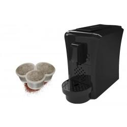 Capsule Caffè & Macchina Morgana Nera
